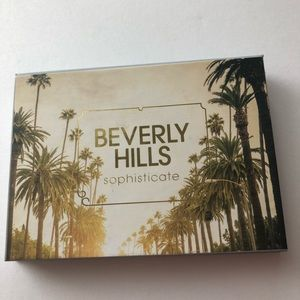 NWOB Lorac LA Beverly Hills Sophisticate Palette